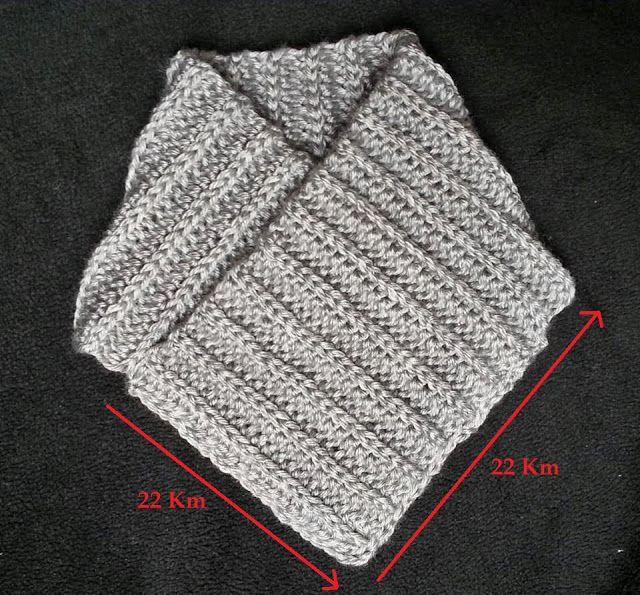 Photo of Shawl collar ~ Model II