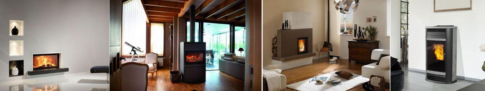 Chaudière et chauffage central au bois et pellets Maisons Pinterest