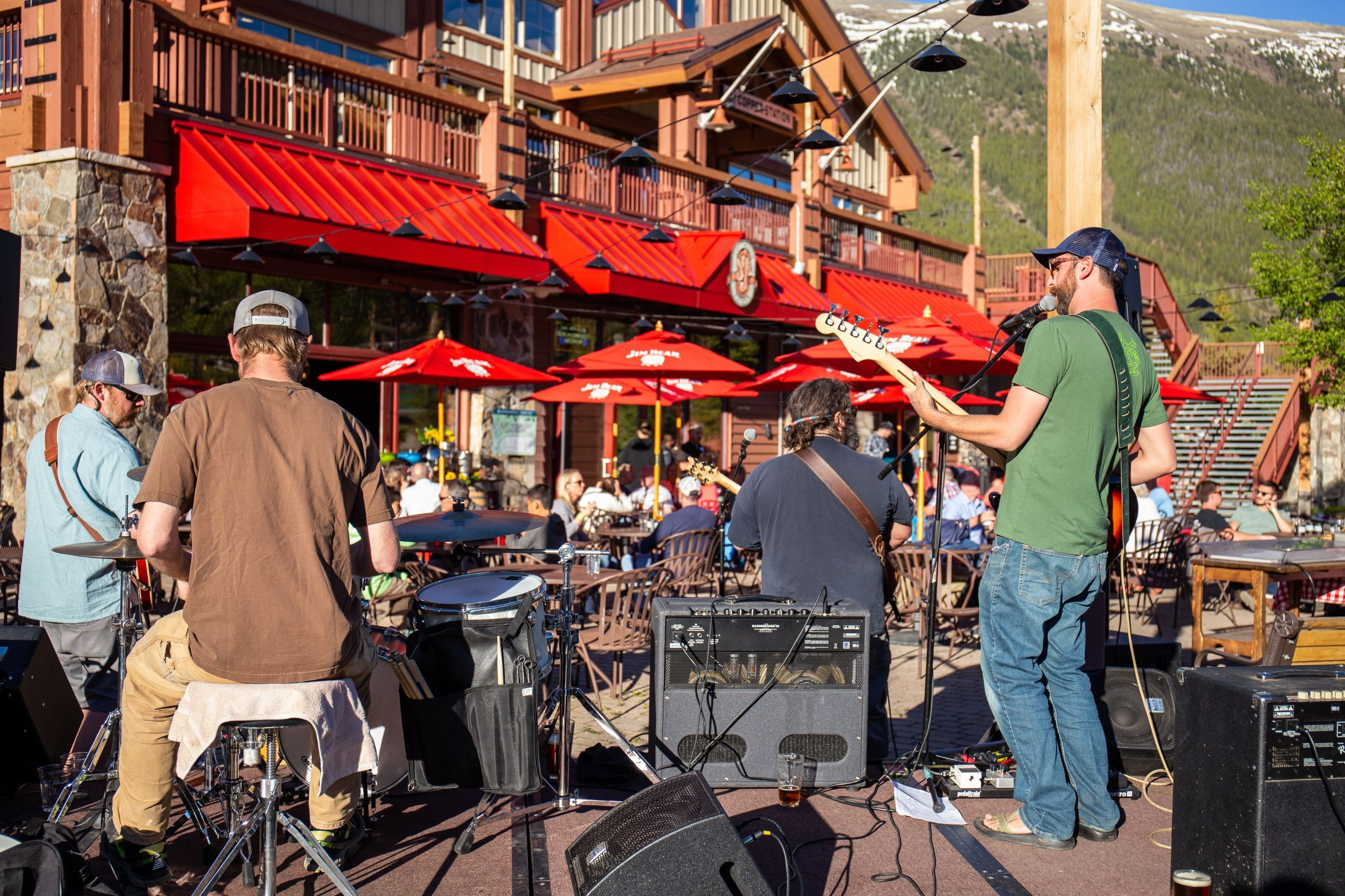 Come Check Out Our Weekly Food And Beverage Specials At Copper Jj S Pig Roast Is On Wednesday And Is Reservation Copper Mountain Summer Special Summer Dining