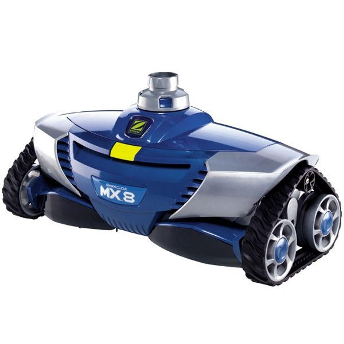 Robot Hydraulique De Nettoyage De Piscine Mx8 Taille Taille
