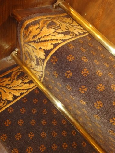 Best Wiltona Stair Runner With Borders And 100 Brass Stair 400 x 300