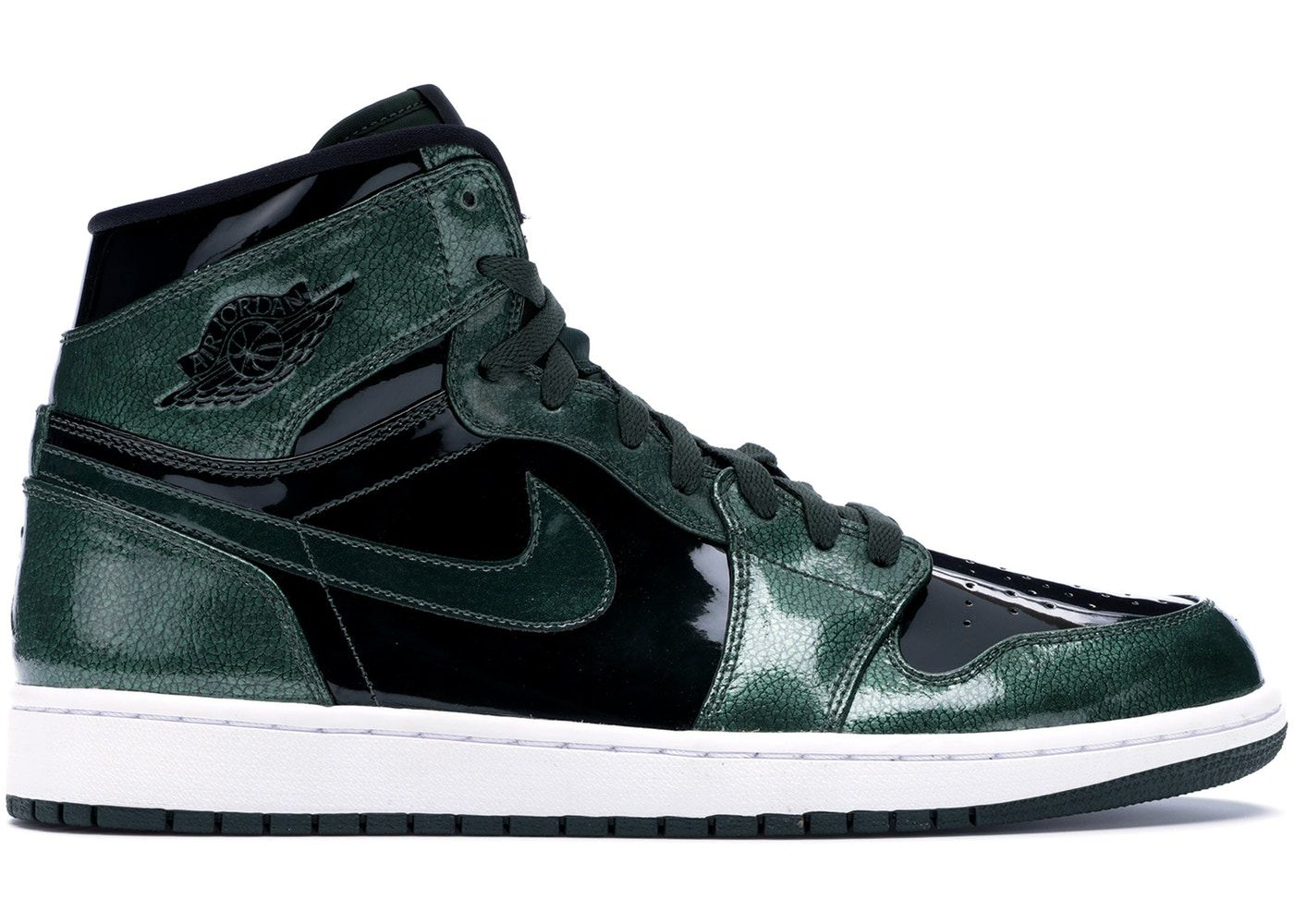 f67d96eb Check out the Jordan 1 Retro Grove Green available on StockX Air Force  Sneakers, Nike