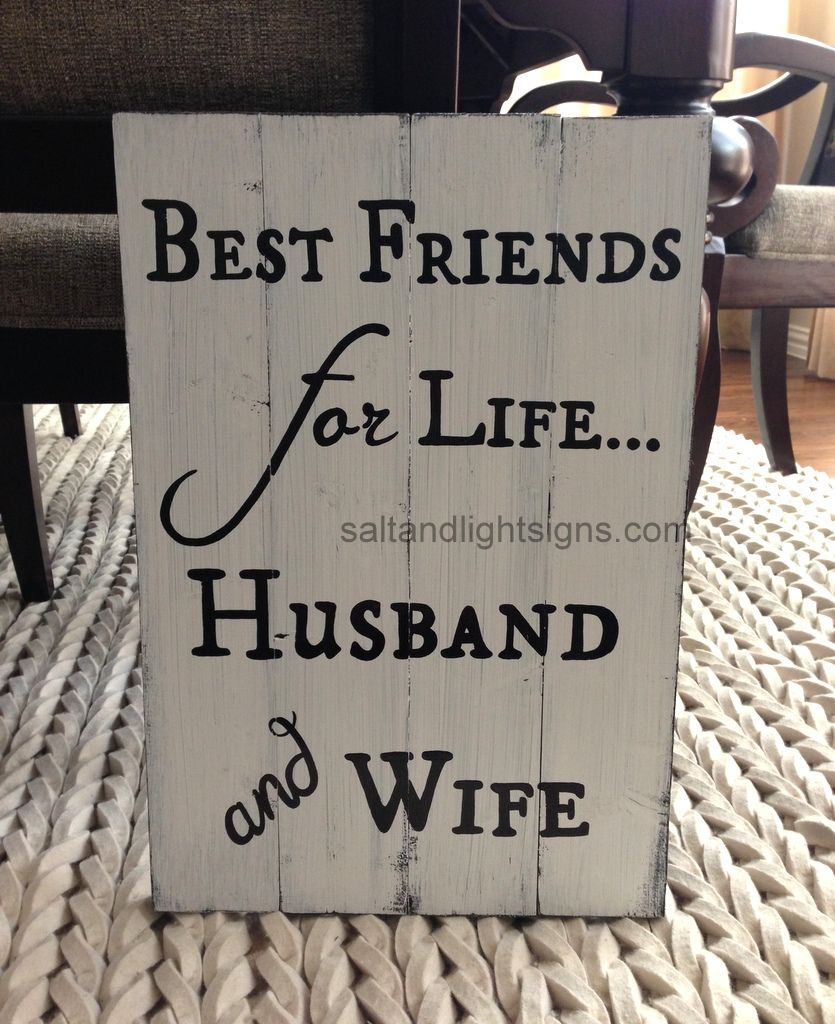Salt And Light Signs Wedding Vows To Husband 20th Anniversary Ideas Anniversary Gifts For Husband