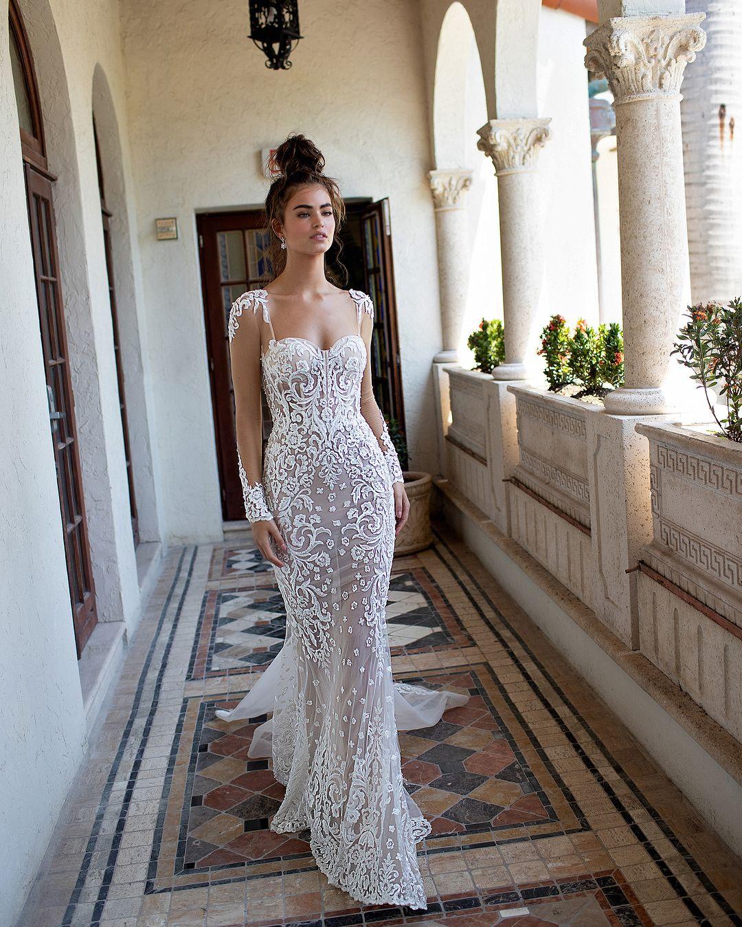 "Vintage Wedding Dresses Miami: BERTA On Instagram: ""Vintage Meets Modern ️ New #BERTA"