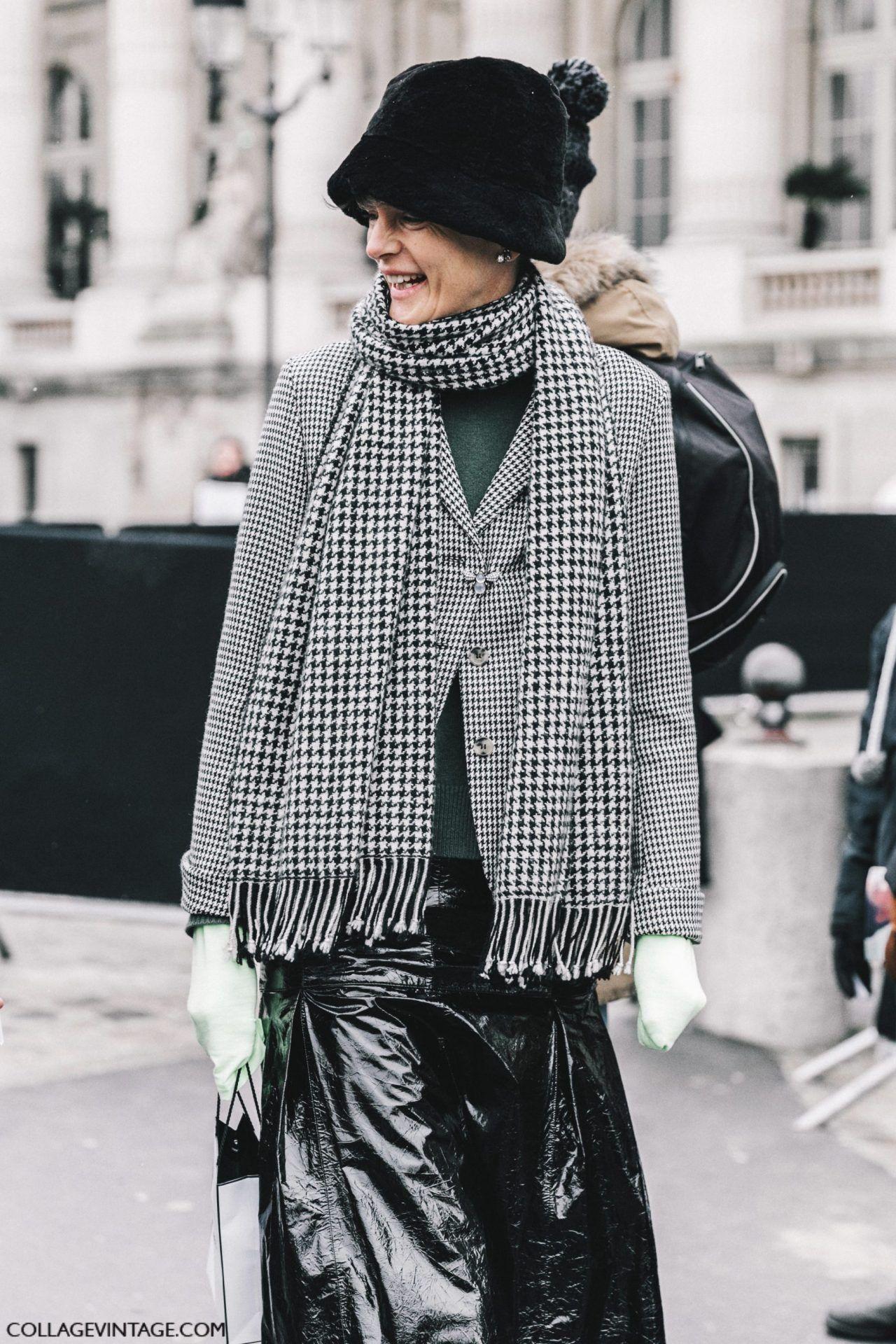海外のストリートスナップ ファッションスナップ Street Style Street Style Paris Fashion