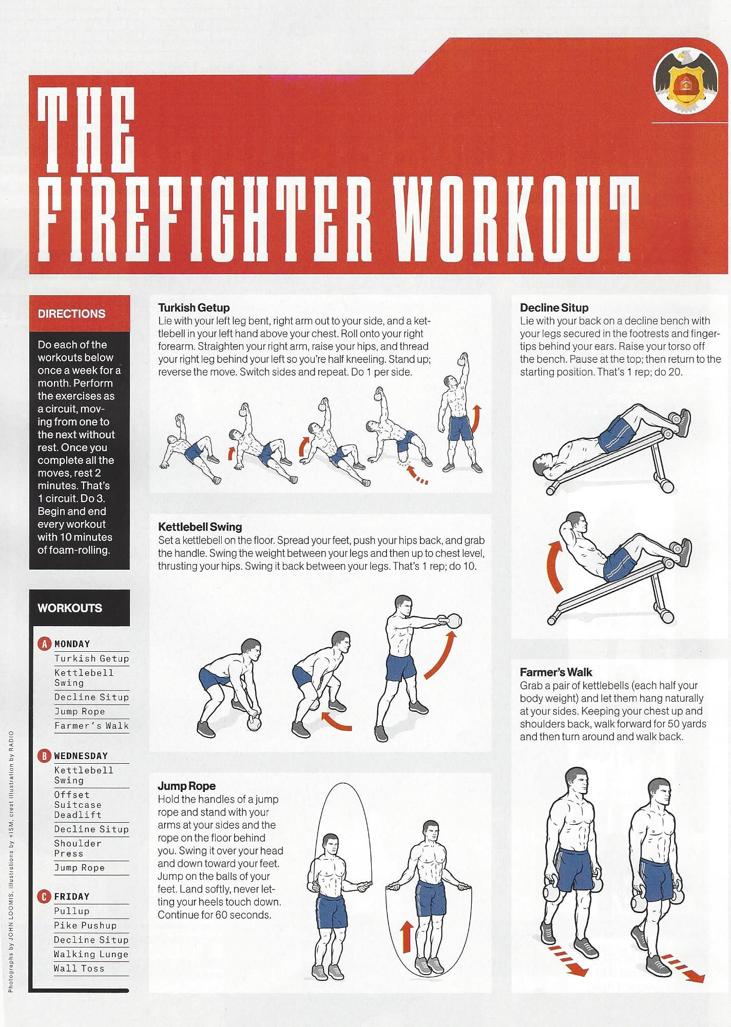 From menshealthmag the firefighter workout health fitness from menshealthmag the firefighter workout nvjuhfo Image collections