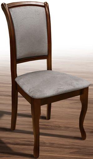 стул лорд тёмный орех натуральное дерево клен стулья из натурального