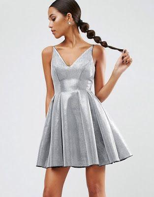 Vestidos de Noche Cortos Juveniles comodos  59ec96f4ce48