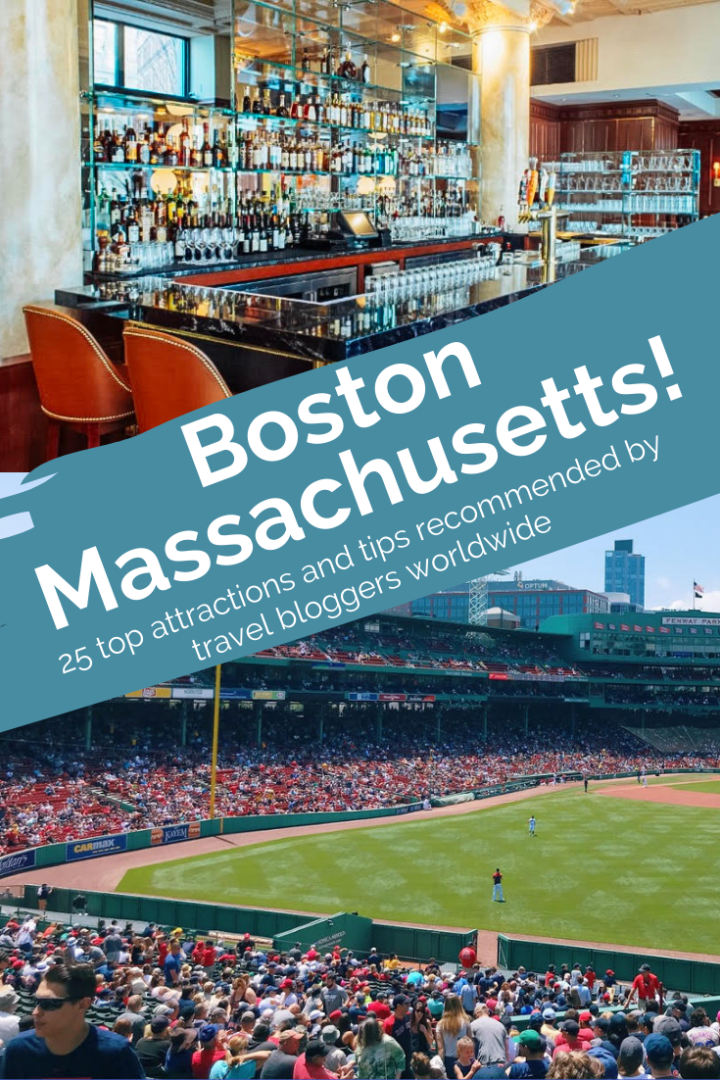 25 Things Not To Miss In Boston Ma From Top Travel Bloggers Travel Travel Usa Boston Vacation