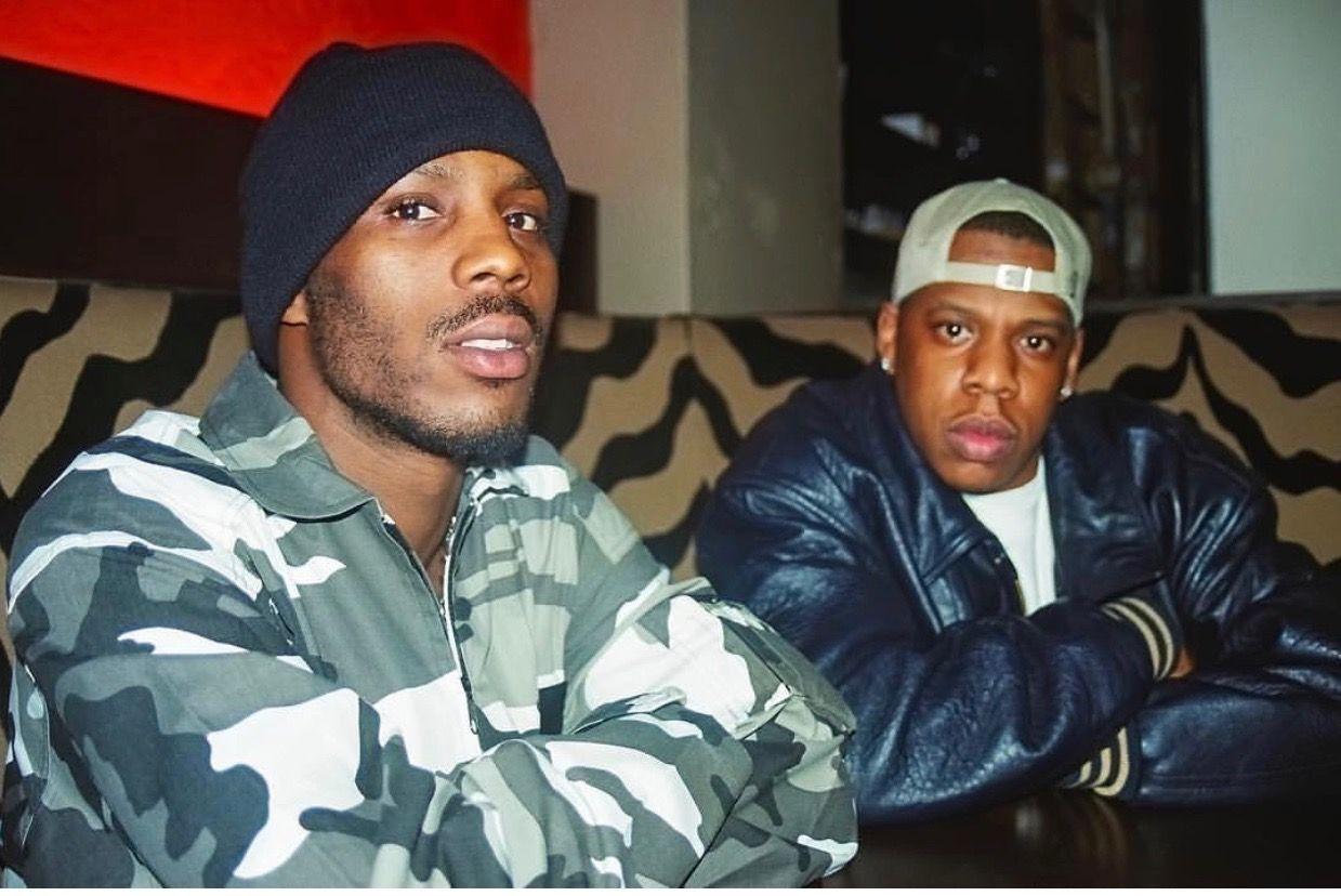DMX और जे-Z | Beyonce और जे जेड, अमेरिकी रैपर्स, जे जेड