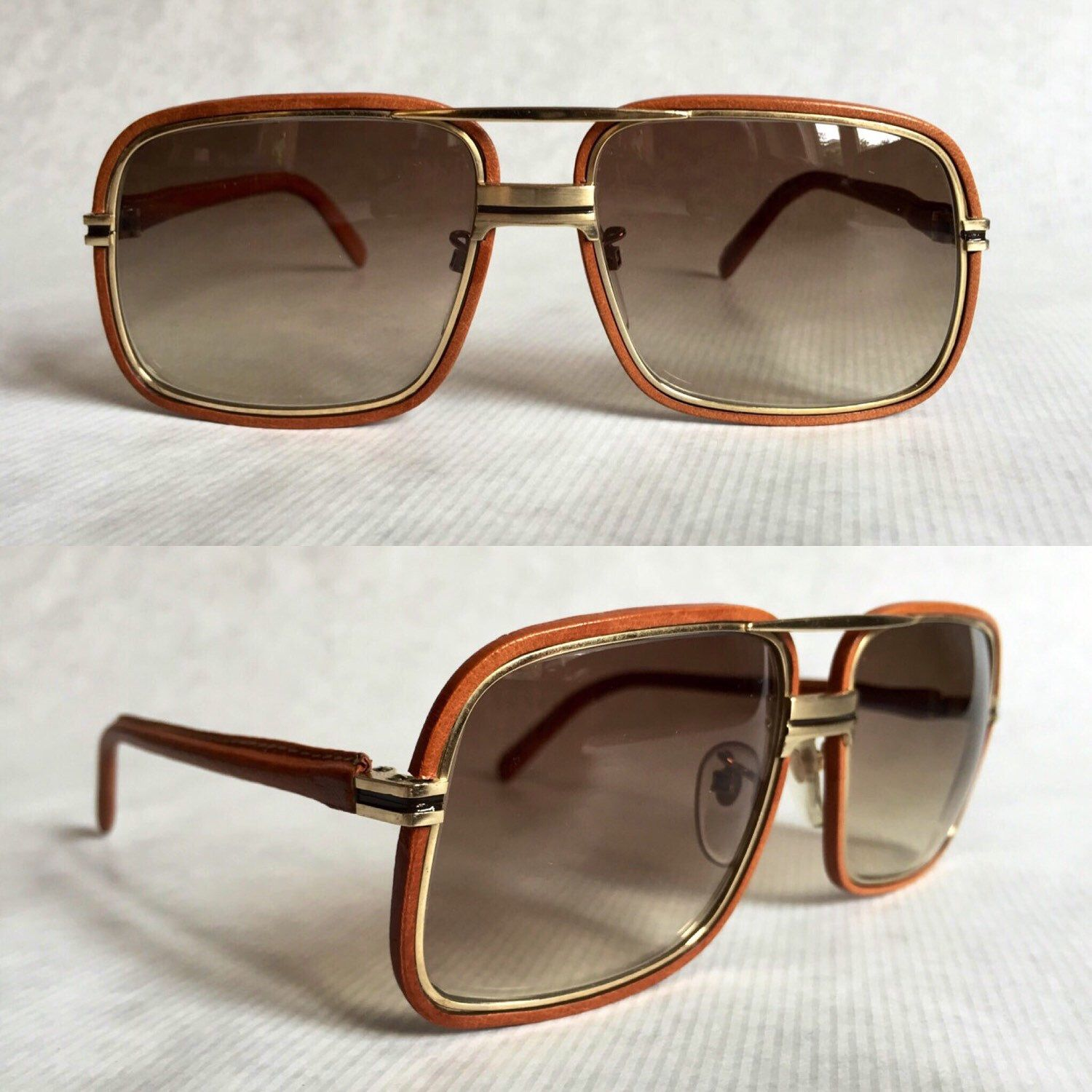 Vintage genuine leather wrapped Tura by Tannereye Canada   Vintage ...
