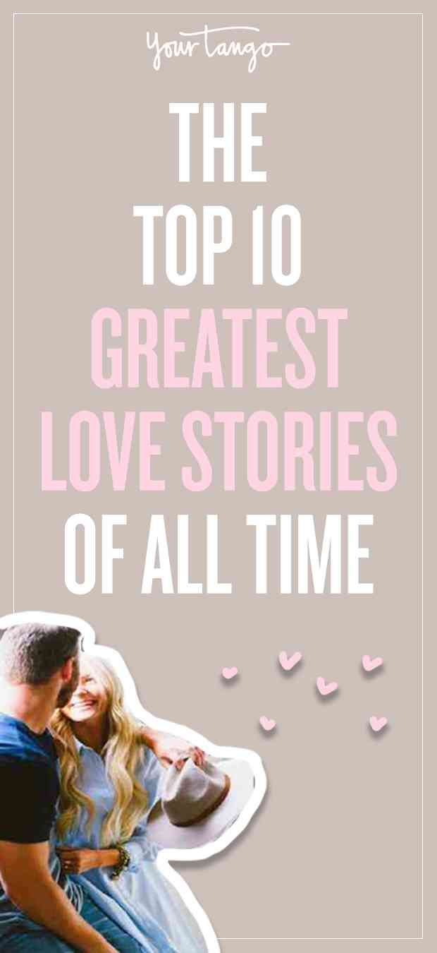 Top love stories of all time
