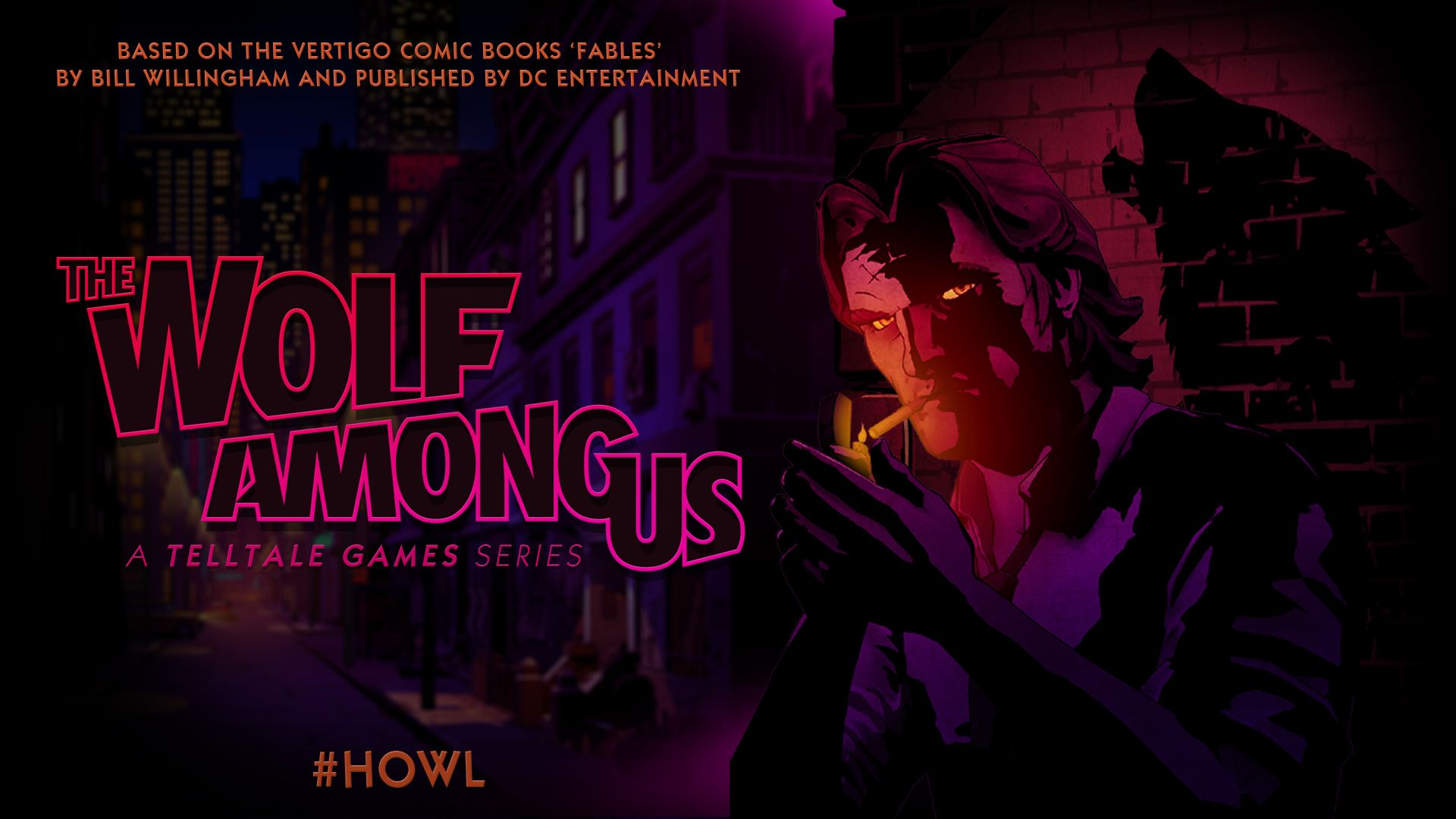 Telltale S Fables Game Will Center On Bigby Wolf Bigbywolf Fables Fables Comic Fables