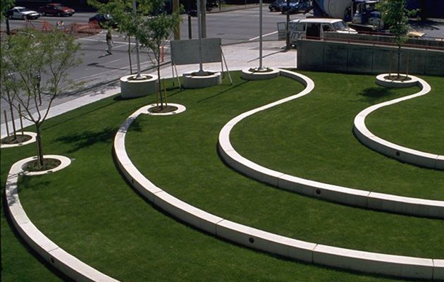 Dk Durante Kreuk Ltd Landscape Architecture Projects