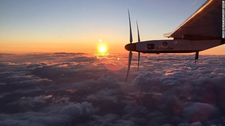 Team behind sun-powered Solar Impulse 2 suspends round-the-world attempt until at least 2016. http://cnn.it/1f2Z89s