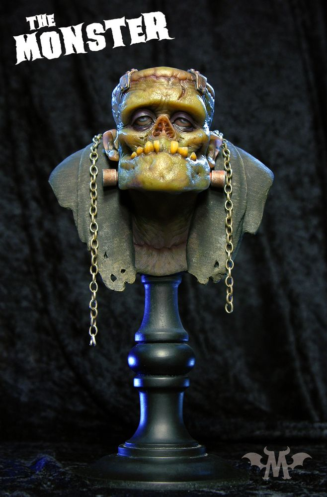 The Monster Monster Creepy Toys Toy Sculpture