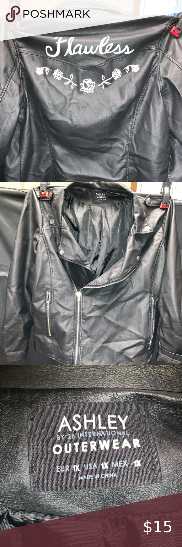 Faux Leather Jacket In 2020 Faux Leather Jackets Faux Leather Leather Jacket [ 1740 x 580 Pixel ]