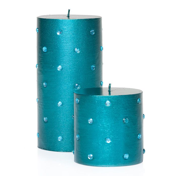 Ode To Z Gallerie With Images Teal Candles Teal