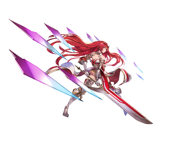 Alexiel Granblue Fantasy Granblue Fantasy Characters Anime Artwork Concept Art Characters