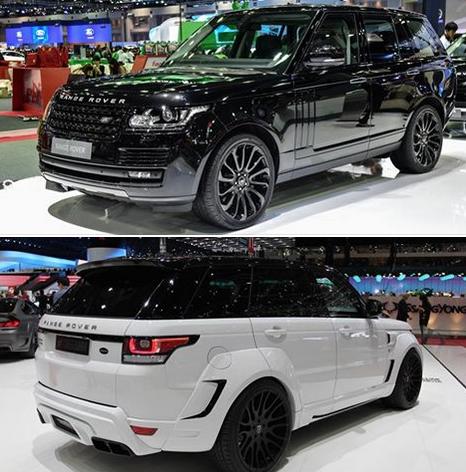 Black Or White Range Rover Range Rover White Range Rover Dream Cars