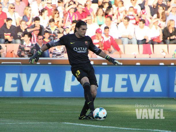 Pinto y Casillas, el duelo de los porteros de la Copa