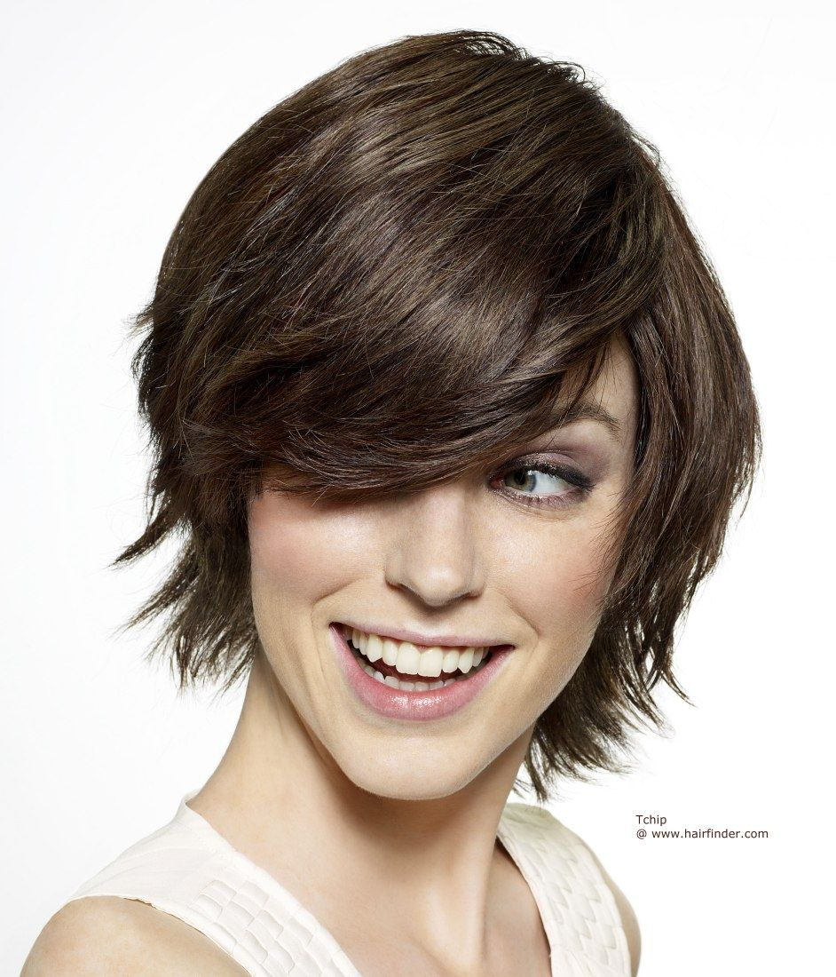 short easy to wear and wash and go hairstyle   easy short