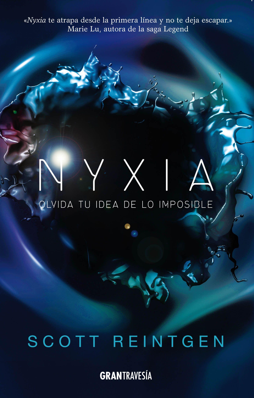 Resultado de imagen de portada nyxia