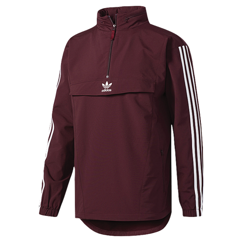 adidas Originals Blocked Anorak Jacket - Men s at Champs Sports ... 838c321f9