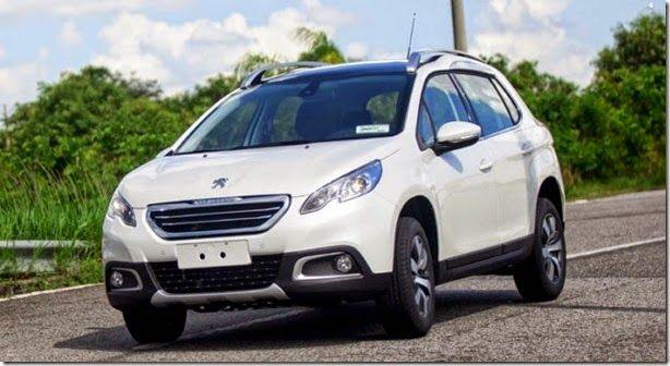 Concessionárias já anunciam Peugeot 2008 por até R$ 85 mil +http://brml.co/1MRmWfL
