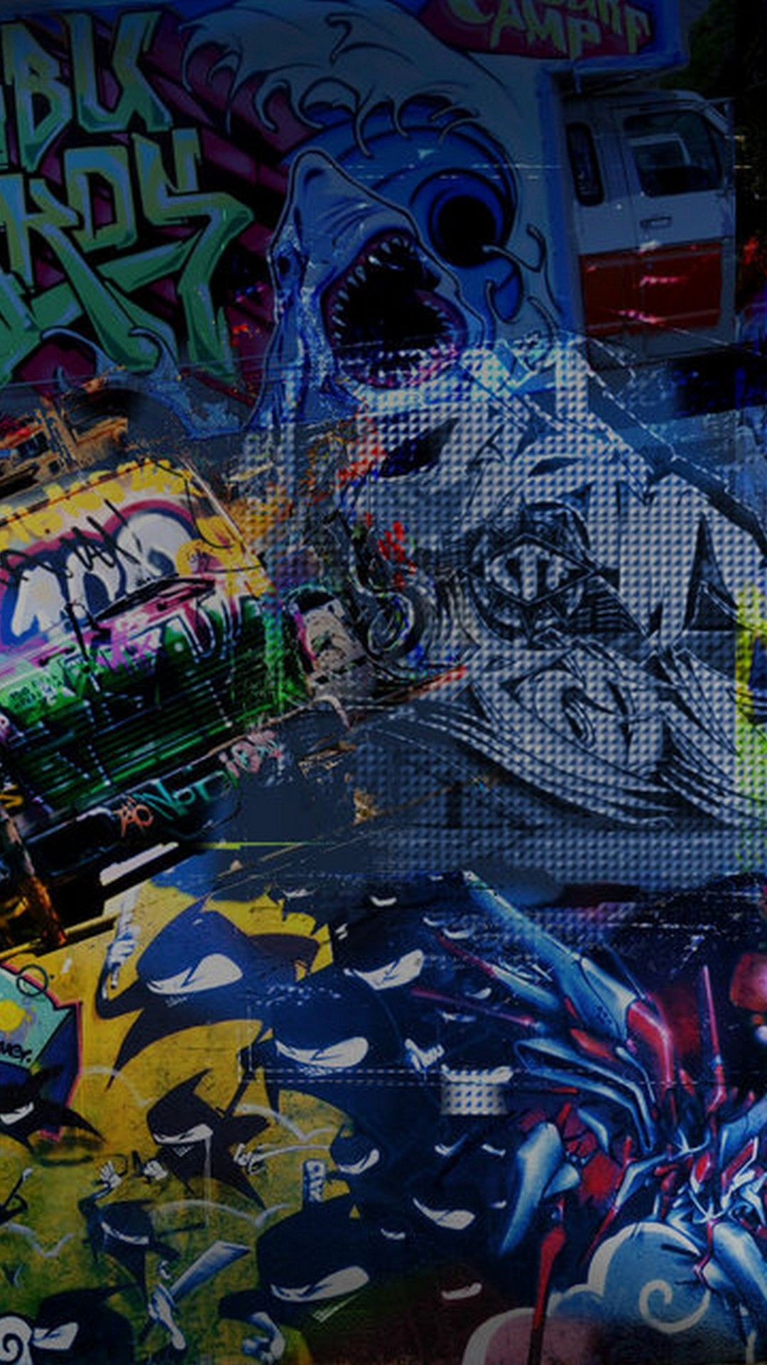 Graffiti Tag Wallpaper For Android Best Android Wallpapers Android Wallpapers Wallpaper