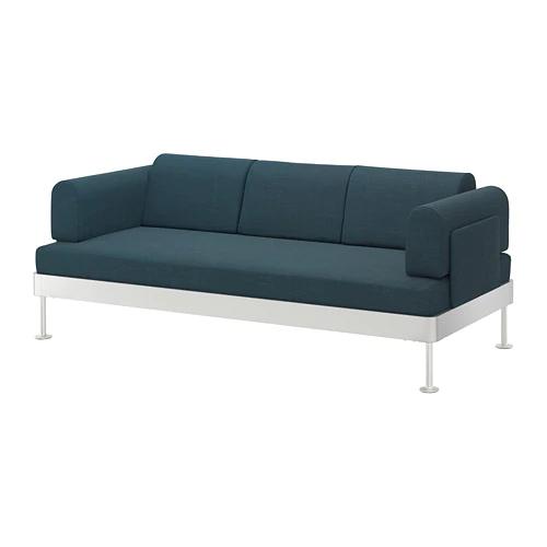 Delaktig Sofa Gunnared Medium Gray Fabric Sofa Sofa Cushions