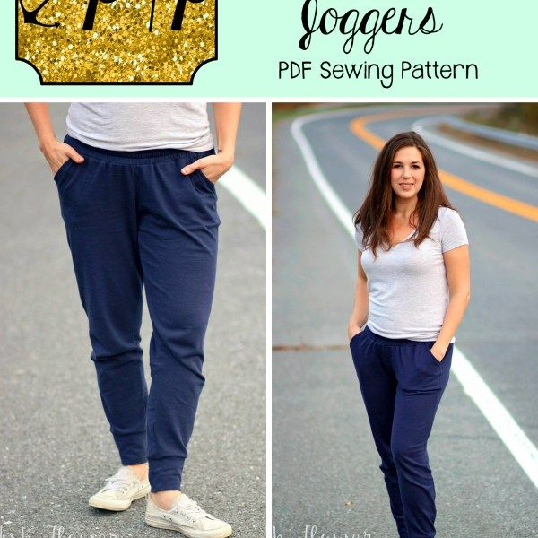 Mama Bear Joggers | Sewing for me! | Pinterest | Nähen