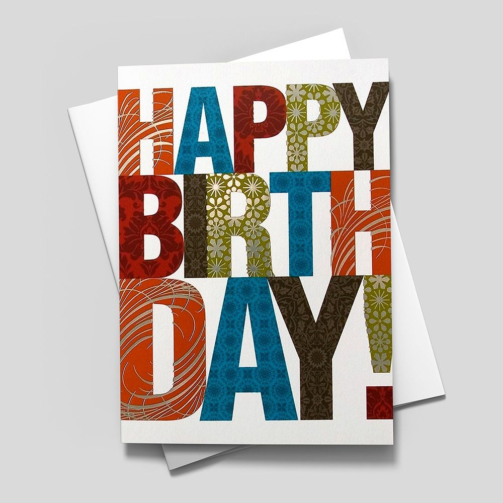 Cool Birthday Birthday by CardsDirect Happy birthday