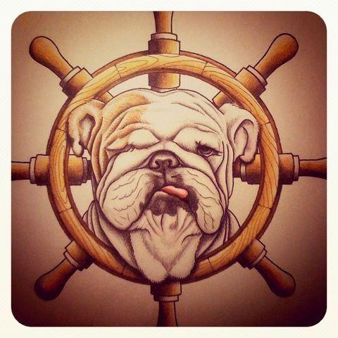 baggy bulldogs tattoo pinterest tattoo tatting and tatoos. Black Bedroom Furniture Sets. Home Design Ideas
