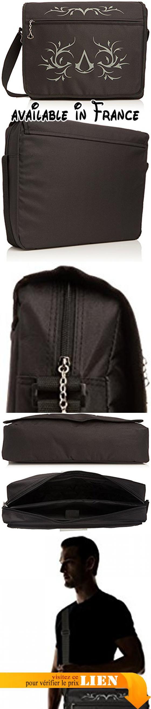 B00dqwc46wAssassins Designimport Messenger Bag Creed Crest 7yvfY6gb