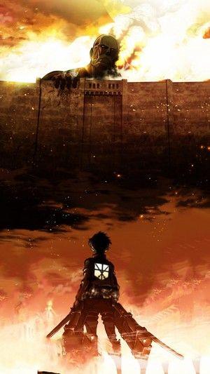 Shingeki no Kyojin (Attack on titan) Wallpaper: Shingeki no Kyojin/Attack on Titan