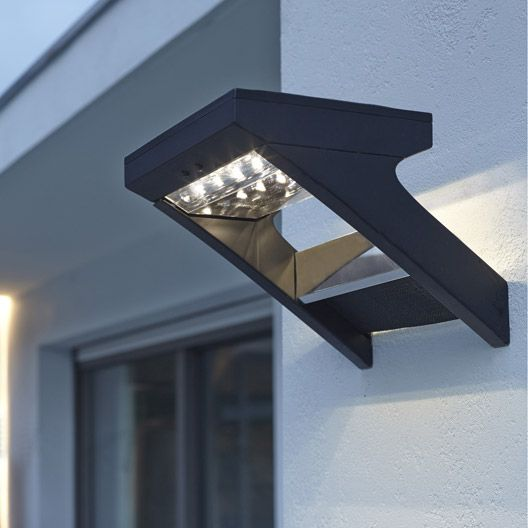 Applique Solaire Malibu Inspire 300 Lumens Noir Eclairage Solaire Eclairage Exterieur Eclairage