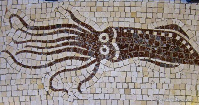 Mosaic Magic Villa Grecque Kerylos Beaulieu Sur Mer France