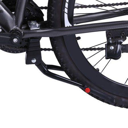 Double Leg Center Mount Bike Kickstand Aluminum Alloy Cycling