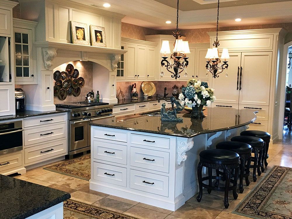 Kitchen Cabinet Refinishing & Painting   Refinishing ...