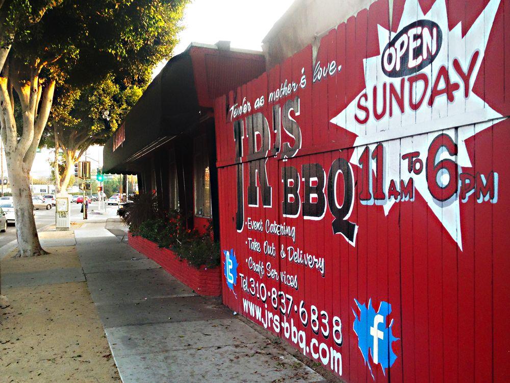Jrs Bbq Jrsbbq Best Barbeque Los Angeles La Best Sandwich Pulled Pork Sandwich City Of Angels