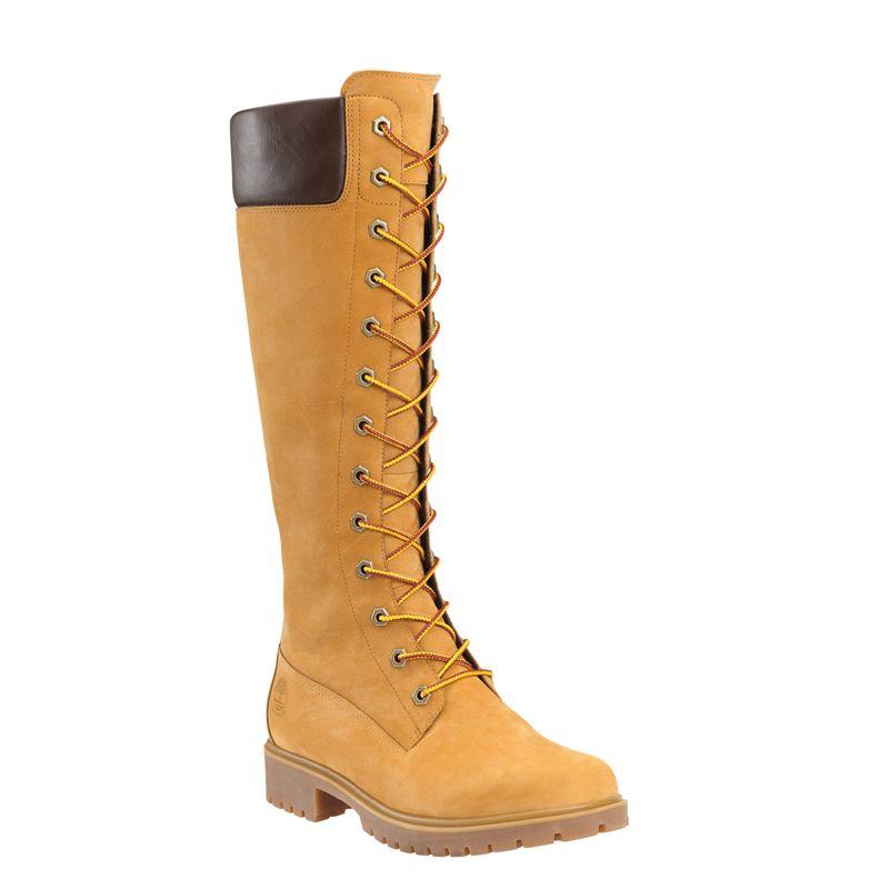 bottes timberland premium femme