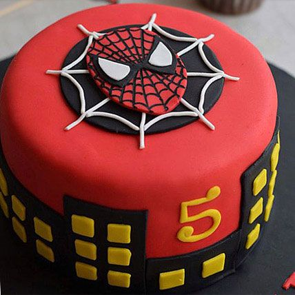Astonishing Image Result For Spiderman Cake Spiderman Birthday Cake Themed Funny Birthday Cards Online Aboleapandamsfinfo
