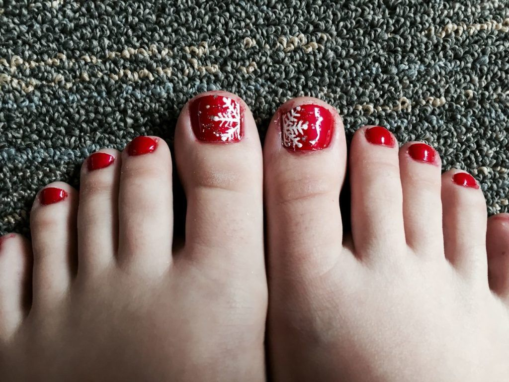 20 Easy To Do Toe Nail Art Design Ideas For 2019 Fall Toe Nails