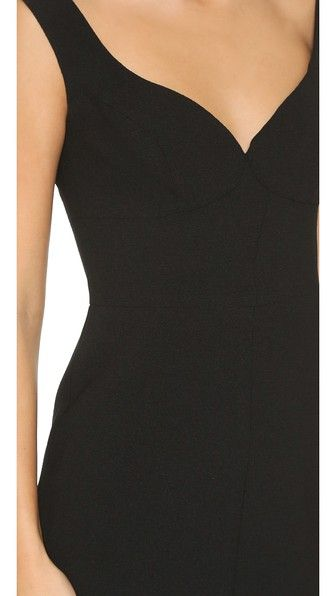 BLACK HALO Ally Mini Dress. #blackhalo #cloth #dress