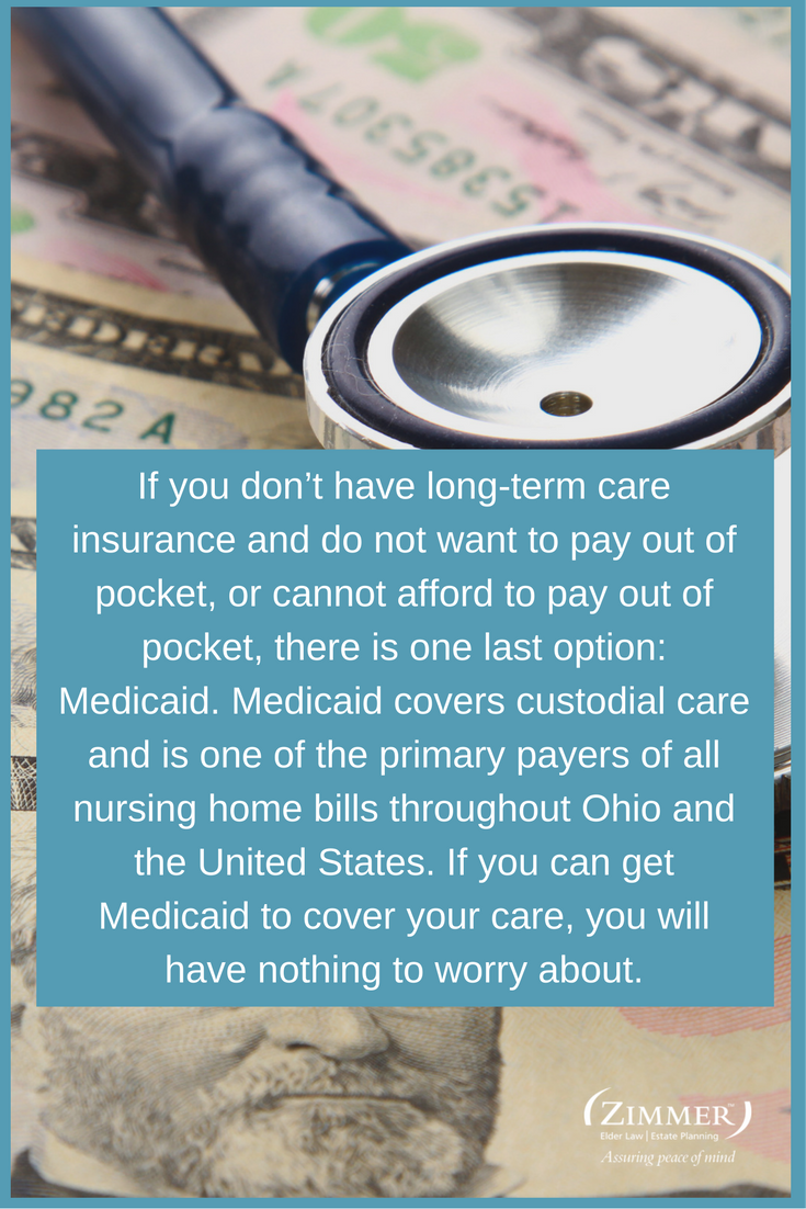 When Does Insurance Cover Nursing Home Costs Nursing Home Long Term Care Insurance Medicaid