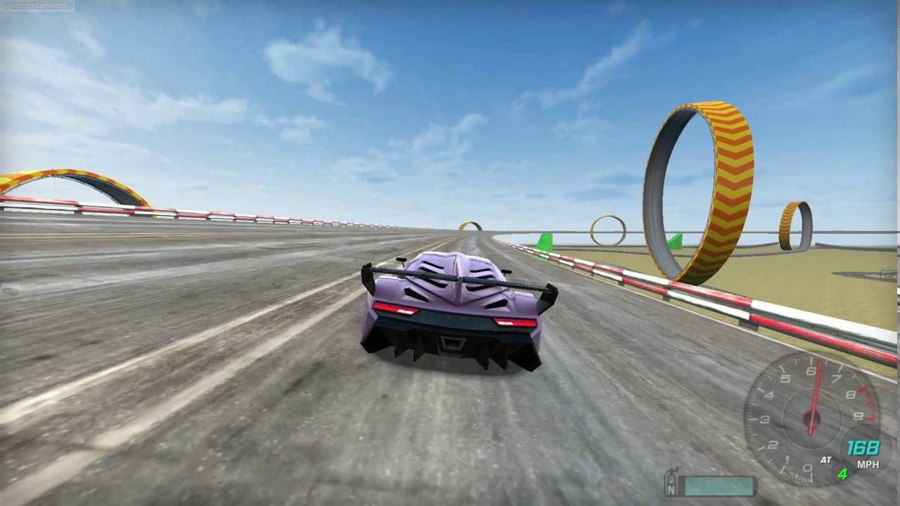 We are loving Madalin Stunt Cars 2 hosted over on Smart