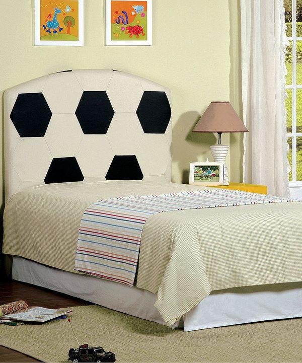 $129 Soccer Twin Headboard | Furniture | Pinterest