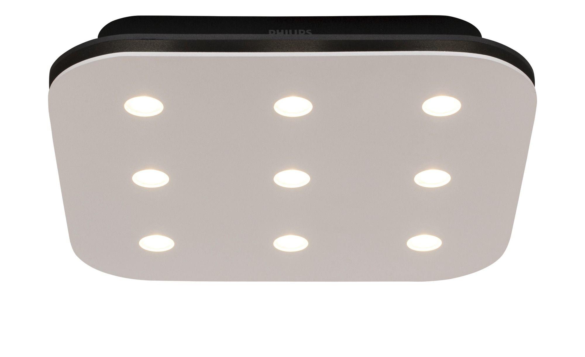 Philips Lampen Led : Philips led deckenlampe metallplatte quadr. jetzt bestellen unter