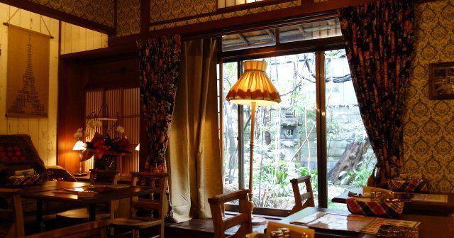 女子必見 クレープ ガレットランチを風情ある京町屋のお店で メシコレ Mecicolle 京町屋 ガレット ランチ お店